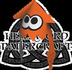 Splatoon Squid Hat Papercraft