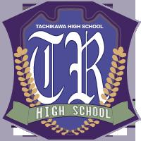 Tachikawa High Emblem by kirinomi