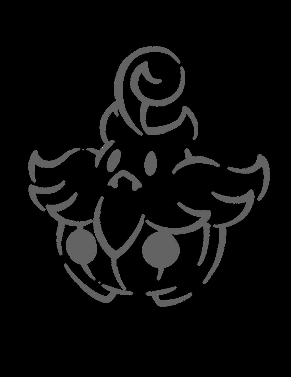 Pumpkaboo jack o lantern template by fancyfeline on deviantart for Pokemon jack o lantern template