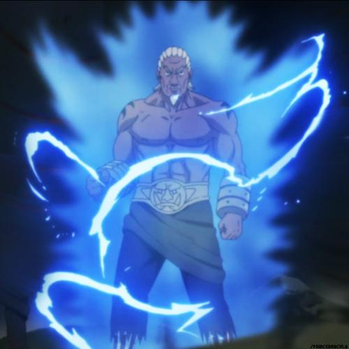 Lightning Release Armor Raikage___raiton_no_yoroi___by_princedracula-d3bxana