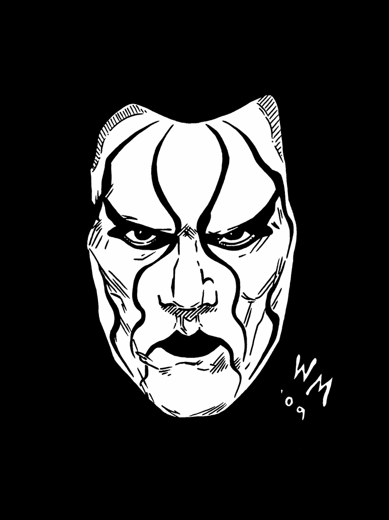 Wwe Sting Logo | www.pixshark.com - Images Galleries With ...