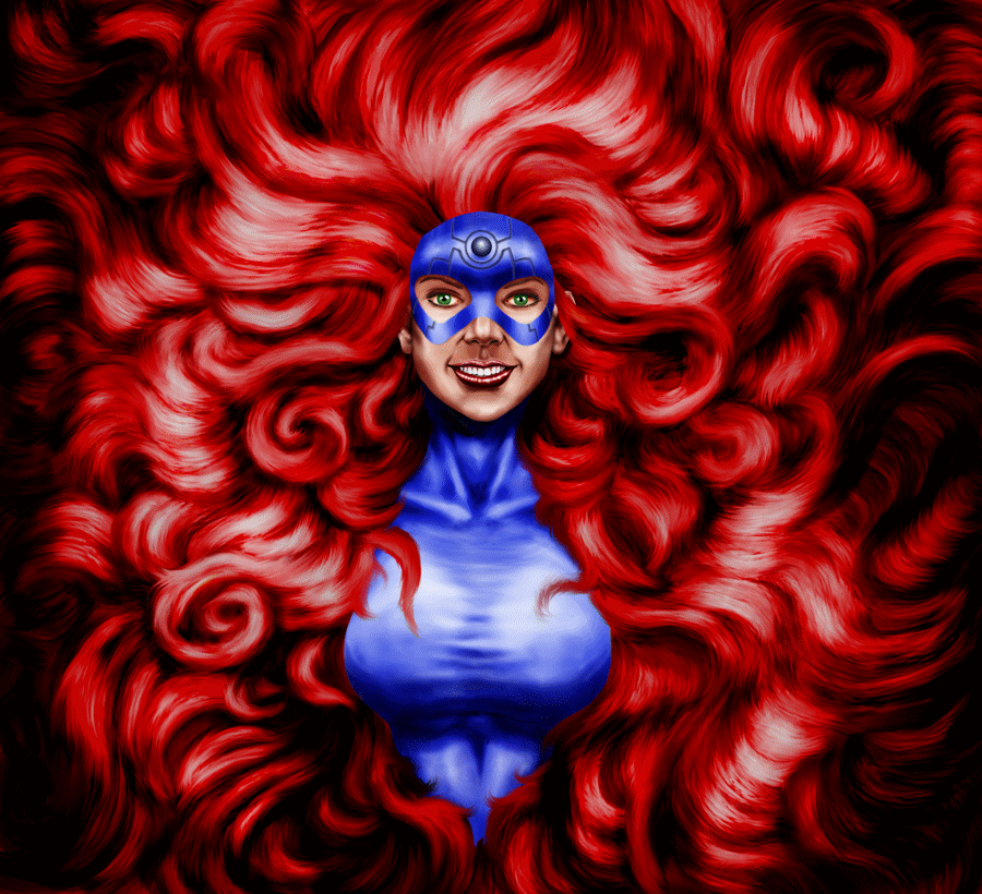 Medusa by quibly