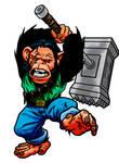 Max Monkey - Monster Masher