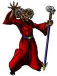 Gary, Ram Lord of theGreat One