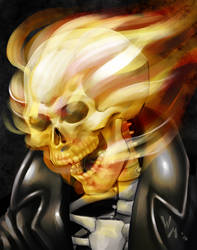 Ghost Rider by quibly