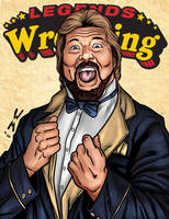 Ted DiBiase by quibly