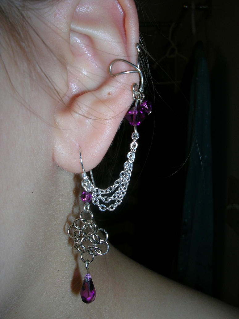 Slave Ear Cuff by Amthyst