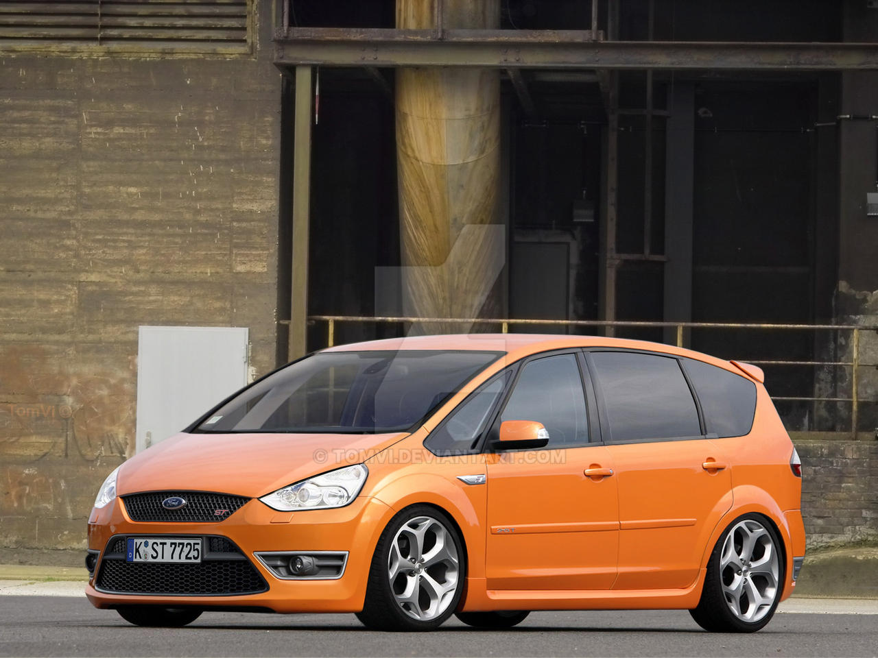 ford s max forum