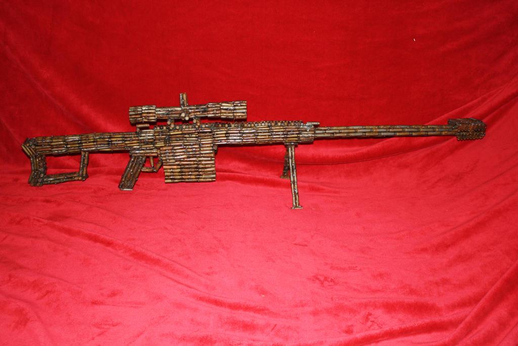 Barrett m107a1 50cal rifle by raymackenzie on deviantart - Barrett 50 wallpaper ...
