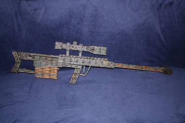 CQB 50 Cal. Rifle by RayMackenzie