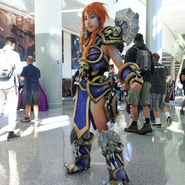 Blizzcon 2014 by Cosplay-in-America