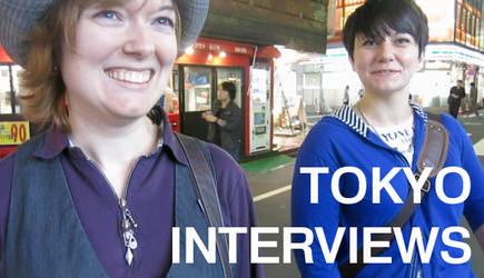 Tokyo Interviews Ep. 01