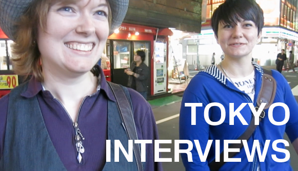 Tokyo Interviews Ep. 01 by Cosplay-in-America