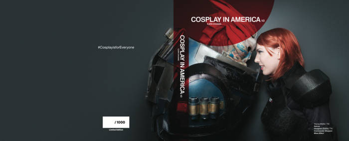 Cosplay in America V2 (limited edition cover)