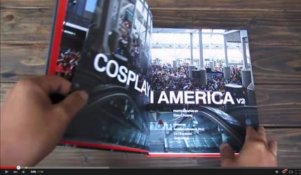 Cosplay in America V2 book trailer
