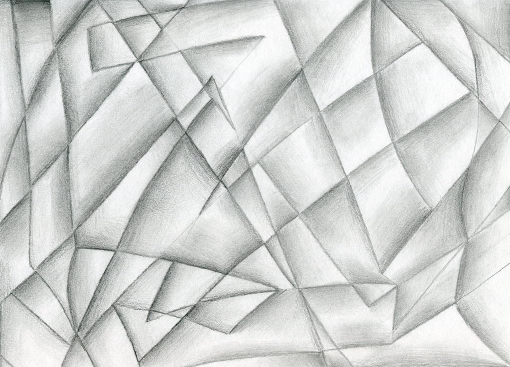 Line Drawing No Shading : Shading drawing by hpol on deviantart