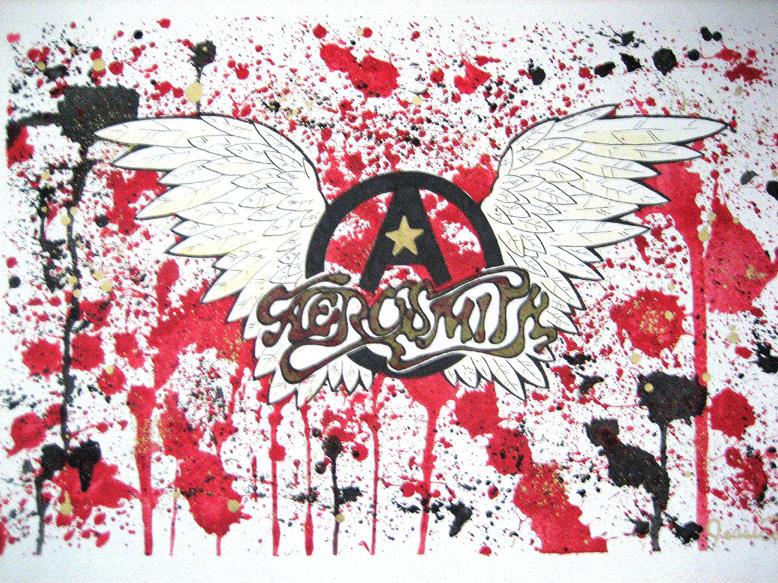 Aerosmith gift by jessisamess
