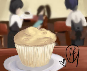 Cafe by MrEmily9