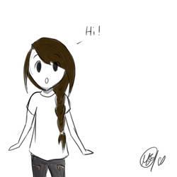 Hi! by MrEmily9