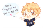 In which Hinata wants to die