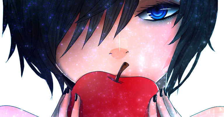 Apple of your eye by MikaMurder