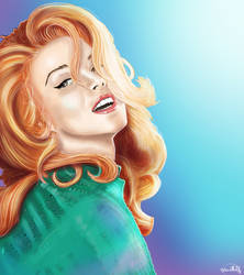 Ann-Margret by YeahManProductions