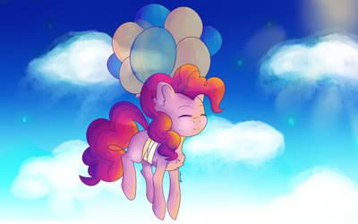|MLP| I'm flying!