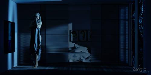 Night Fright by SenZzo-art
