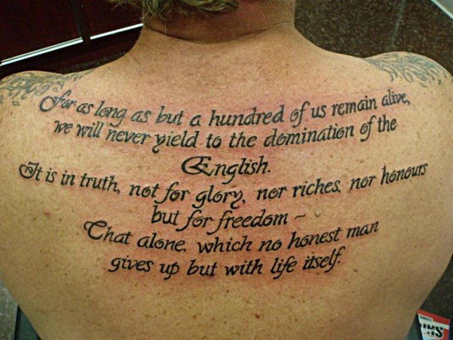 Tattoo 0240 by MichaelGBrown on DeviantArt