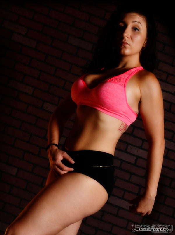 Fitness Takes Effort by MichaelGBrown