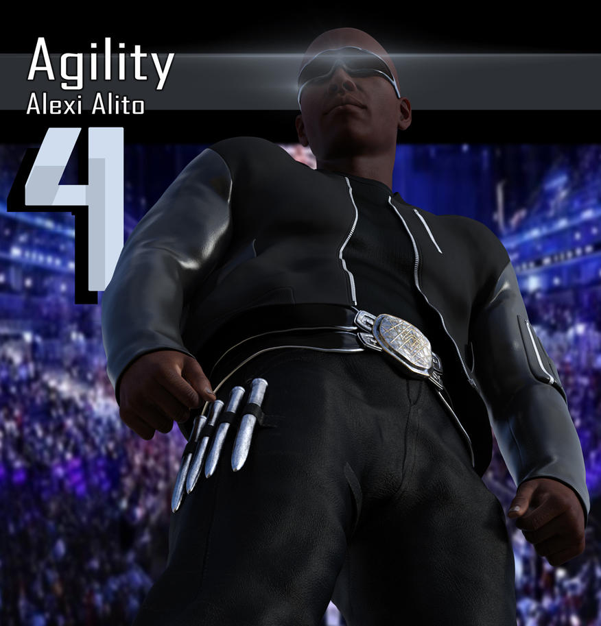 04Agility by G-Mantis