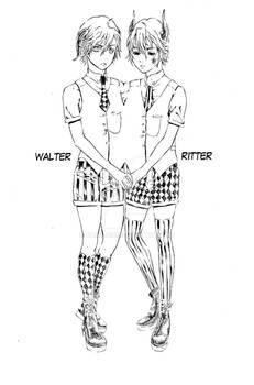Walter y Ritter.