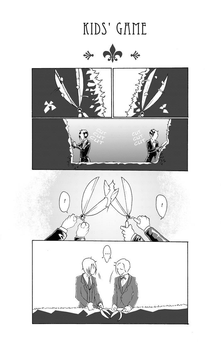 Tira corta Kuroshitsuji