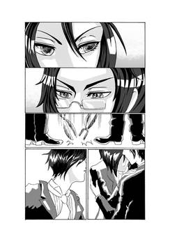 Kuroshitsuji, Kids' Game page 2