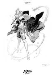 Inktober 24 by Nana-Bid