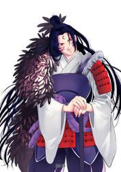 Sasuke + Sesshomaru