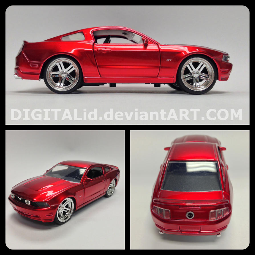 Ford Mustang Gt Jada Toys By Digitalid
