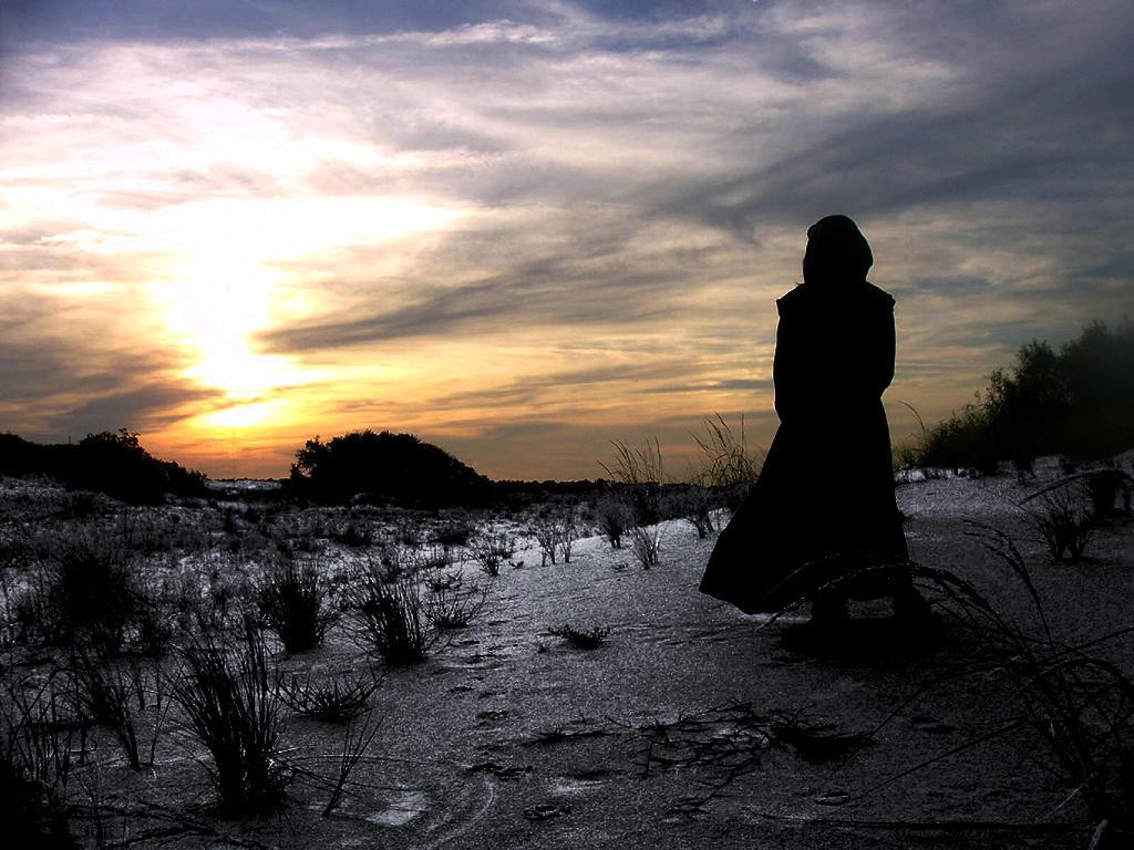 Di  manakah Tuhan Kamu? Dia ada di sisi aku. Siapakah yang percaya? ~  Picture by Kienzan of Deviant Art