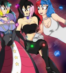 3 Goddesses Hang Out