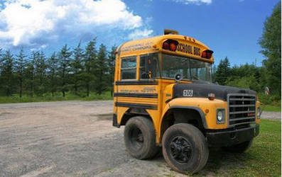 Short bus by stewmoney