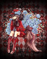 Ciel - Rose Thorns - colored by chipmon
