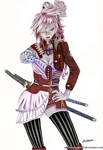 Steampunk Girl OC Concept