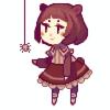 bear girl by functioningat86