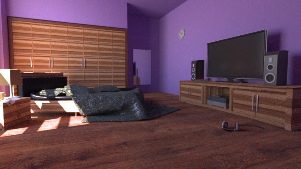 Bad Interior Design Luxrender by str9led ...