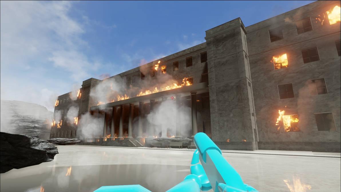 Unreal Engine 4 UE4 Real Time Render 11 by str9led on DeviantArt