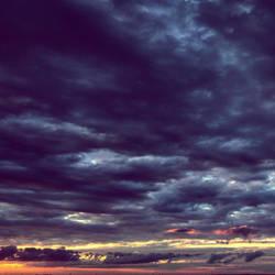 Cloud Sunset Skylover