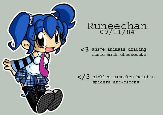 runeechan's Profile Picture