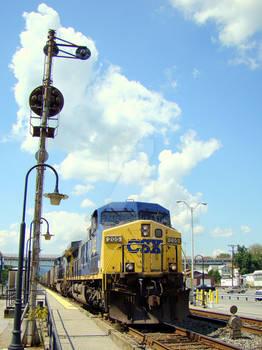 Railroad Glorie