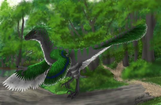 DinosaurFlannelMinkyblanketthrowPersonalized