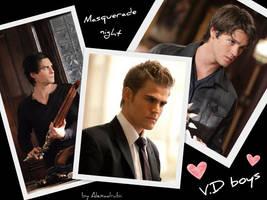 Vampire Diaries by Alexadrubi